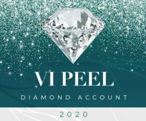 VI Peel Diamond account